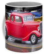 Little Red Coup Coffee Mug