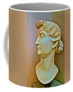 Livia In Ephesus Museum-turkey  Coffee Mug