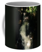 Llangollen And Maelor Country Waterfalls Coffee Mug