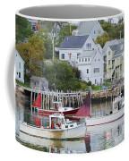 Lobster Fishing Boats Coffee Mug
