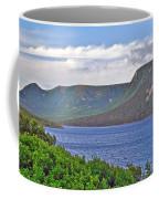 Long Range Mountains In Western Nl Coffee Mug