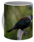 Lonley In A Big Forest Coffee Mug