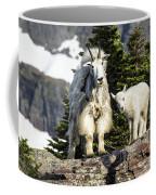 Look Here Coffee Mug