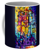 Lost Papers And Urban Plans Coffee Mug