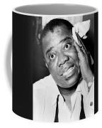 Louis Armstrong (1900-1971) Coffee Mug by Granger
