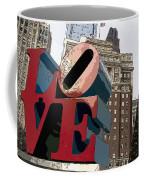 Love In The Park Coffee Mug