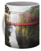 Lovers Leap Bridge Coffee Mug
