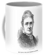 Lucretia Garfield (1832-1918) Coffee Mug