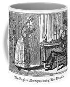 Lydia Darrah, 1777 Coffee Mug