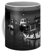 Lynmouth Harbour In Devon Coffee Mug