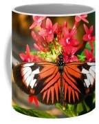 Madeira Butterfly Coffee Mug