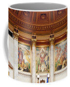 Murals In The Capitol - Madison Coffee Mug