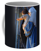Madonna And Jesus Coffee Mug