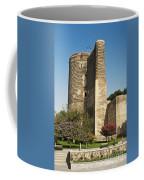 Maidens Tower In Baku Azerbaijan Coffee Mug