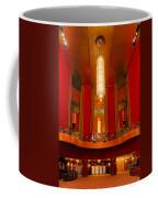 Main Lobby Radio City Music Hall Coffee Mug