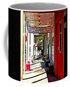 Main Street Locke California Coffee Mug