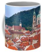 Mala Strana In Prague  Coffee Mug