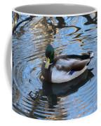 Mallard Drake Duck Coffee Mug