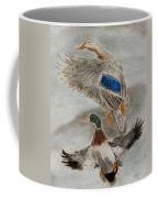 Mallard Pair Coffee Mug