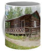 Mamma Cabin At The Holzwarth Historic Site Coffee Mug