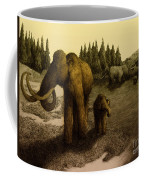 Mammoths Coffee Mug