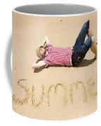 Man Of Summer Coffee Mug