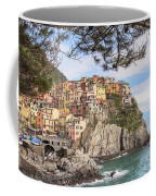 Manarola Coffee Mug by Joana Kruse