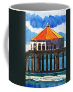 Manhattan Beach California Coffee Mug