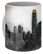 Manhattan View Coffee Mug