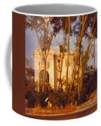 Mansion Landscape Coffee Mug