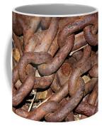 Many Rusty Links Coffee Mug