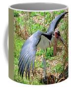 Marabou Stork Coffee Mug