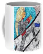 Marathon Runner Coffee Mug