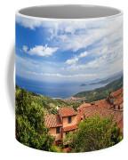 Marciana Village - Elba Island Coffee Mug