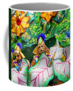 Mardi Gras Float Coffee Mug