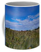 Marjaniemi Lighthouse Coffee Mug