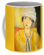 Matisse's Lorette With Turban And Yellow Jacket Coffee Mug