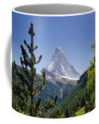 Matterhorn In Zermatt Coffee Mug