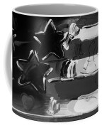 Max Americana In Black And White Coffee Mug