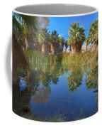 Mccallum Pond - Coachella Valley  Coffee Mug