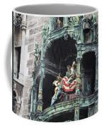 Mechanical Clock In Munich Germany Coffee Mug