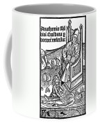 Medical Teaching, 1487 Coffee Mug