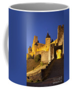 Medieval Carcassonne Coffee Mug