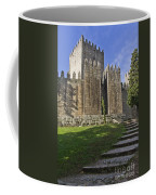 Medieval Castle Keep Coffee Mug