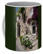 Medieval Saint Paul De Vence 3 Coffee Mug by David Smith