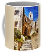 Mediterranean Steps Coffee Mug