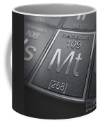 Meitnerium Chemical Element Coffee Mug