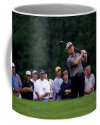 12w334 Jack Nicklaus At The Memorial Tournament Photo Coffee Mug