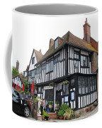 Mermaid Inn Rye Coffee Mug