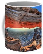 Mesa Arch Frame Coffee Mug